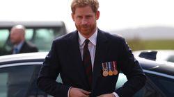 Le prince Harry et sa quête de la perle