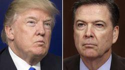 Les notes de Comey en disent long sur l'obsession de Trump pour l'enquête