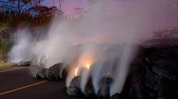 À Hawaï, il pleut des fils de verre après l'éruption du