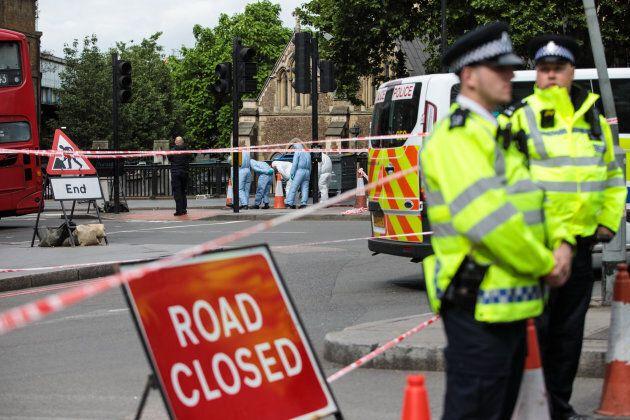 Sept personnes ont été tuées et une cinquantaine blessées lors de l'attaque terroriste de London Bridge...