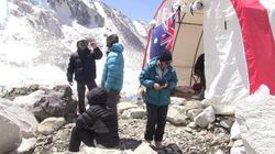 Sur l'Everest, la salle d'urgence la plus élevée du