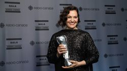 Gala Québec Cinéma: Brigitte Poupart livre le plus beau discours de la