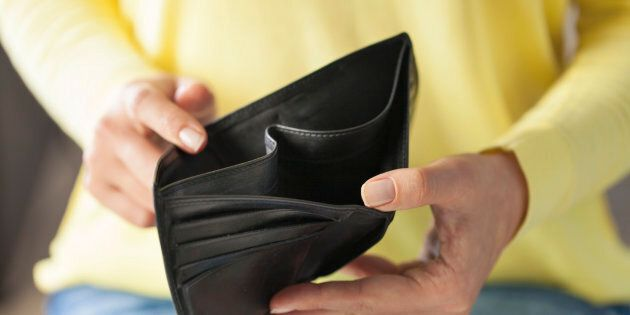 Quand tu n'as pas d'argent, tu n'as pas de