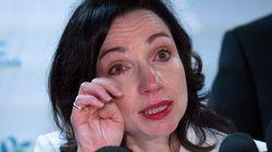 Martine Ouellet annonce son départ du Bloc