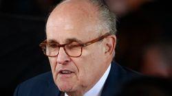 Giuliani contredit Trump sur les 130 000 $ à l'actrice porno Stormy