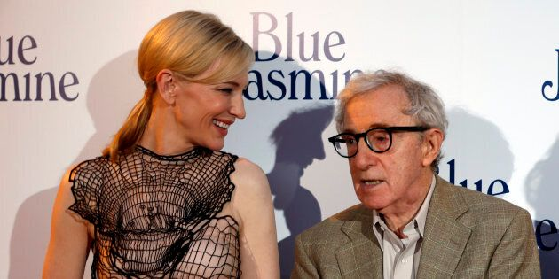 Cate Blanchett dévoile ses expériences personnelles avec Harvey Weinstein et Woody