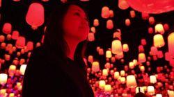 Tokyo: un musée numérique pour repousser les frontières de