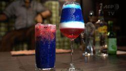 Des cocktails spéciaux en vue du sommet