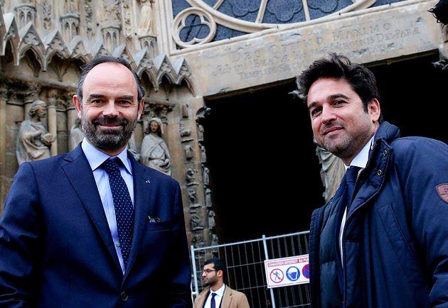 Le maire LR de Reims, Arnaud Robinet, longtemps Macron-compatible, votera finalement pour la liste Bellamy...