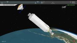 La sonde InSight fait route vers Mars pour étudier les