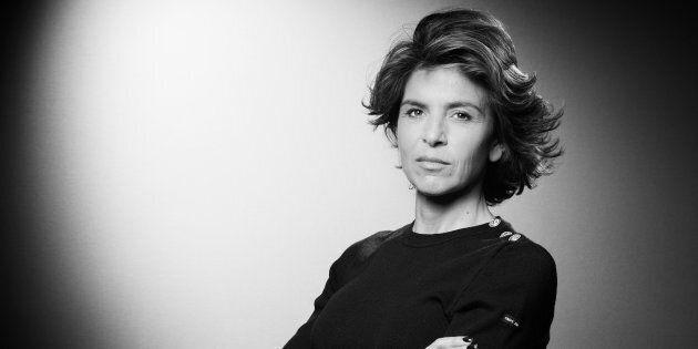 La journaliste Anne