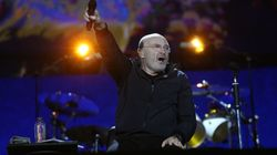 Phil Collins au Centre Bell cet
