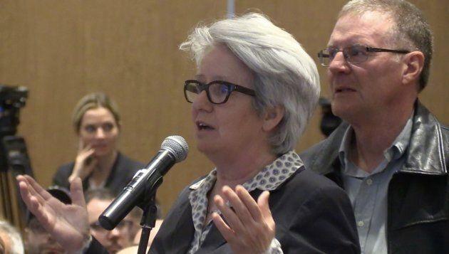 Agnès Maltais, députée péquiste de