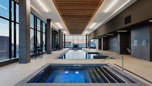 Les 12 plus belles piscines d'hôtels à
