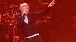 De l'amour pour Bon Jovi au Centre