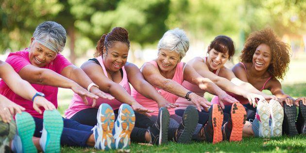 Cancer du sein: l'activité physique, votre