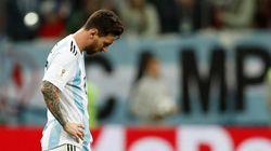 L'Argentine au bord du