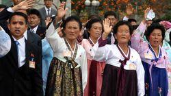 Des retrouvailles pour des familles coréennes séparées par la