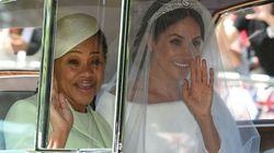 La robe de mariée de Meghan Markle enfin dévoilée après tant de