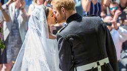 Le prince Harry et Meghan Markle dévoilent les photos officielles de leur