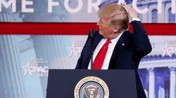 Trump, très fier de son