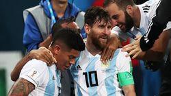 L'Argentine évite tout juste la