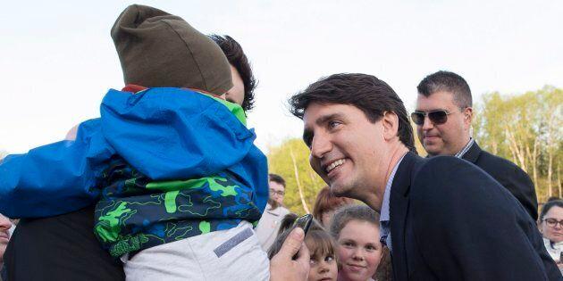 G7 de Charlevoix: Justin Trudeau de passage à La Malbaie en vue du