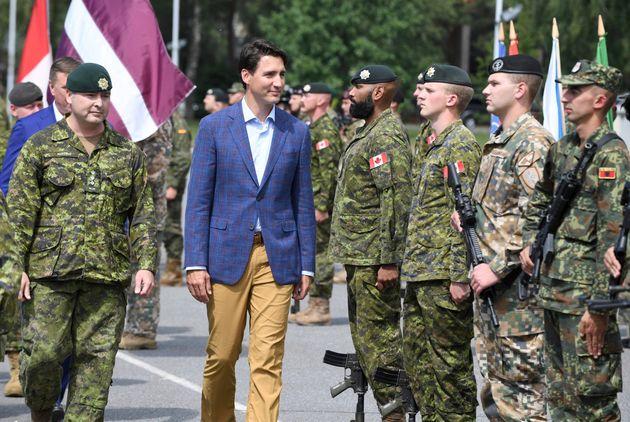 Trudeau durcit le ton face à la Russie à la veille du sommet de