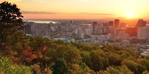 La beauté de Montréal, au rythme des