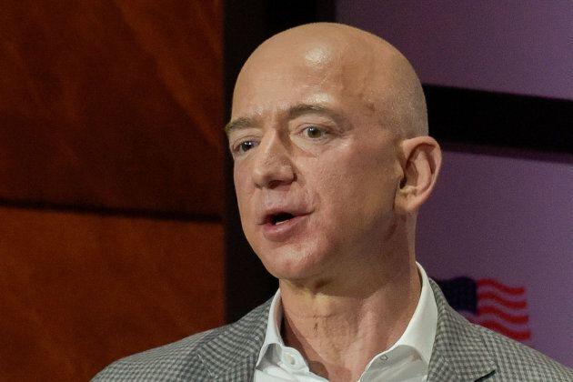 Le fondateur et dirigeant d'Amazon, Jeff