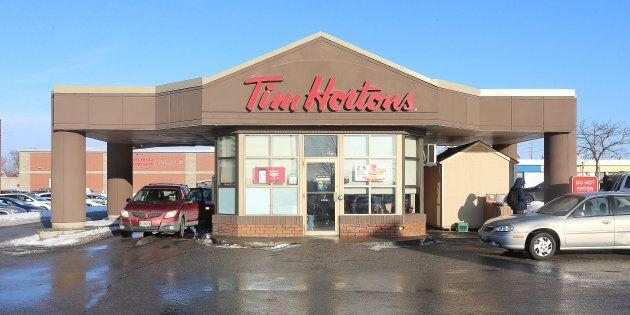 La réputation de Tim Hortons est
