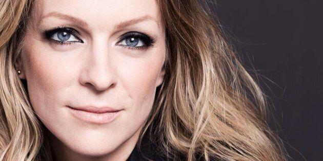 Annie Villeneuve lance une nouvelle chanson... pour le Grand Prix du