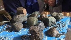 Les météorites: de l'argent qui tombe du ciel au