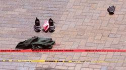 Trois femmes happées par un véhicule alors qu'elles marchaient en