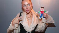 Voyez la collection Miley Cyrus X Converse pour aider les jeunes