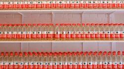 Une expo de bouteilles d'eau pour dénoncer la