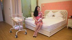 Des centres de repos post-accouchements de grand luxe en