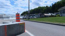 Excursion au coeur de la zone sécurisée du G7, à