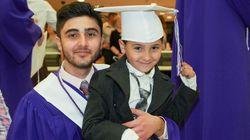 Ce réfugié syrien a trouvé sa place au Canada en apprenant le