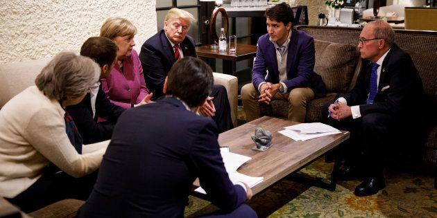 3 raisons pour lesquelles Donald Trump a fait du G7 un gâchis