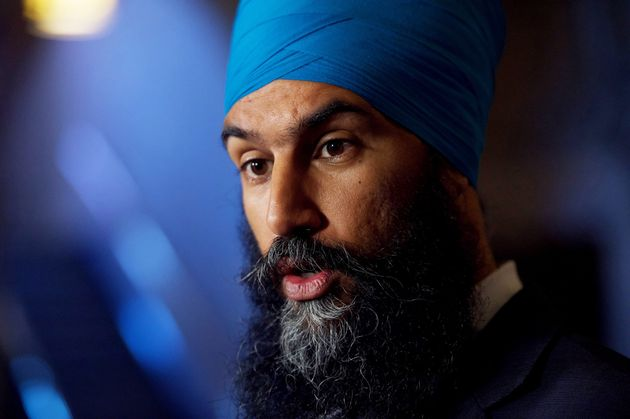 Le chef néo-démocrate, Jagmeet Singh, a appui la stratégie de Justin Trudeau face aux menaces