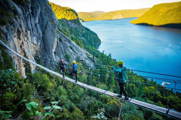 Top 5 endroits au Québec pour passer de belles