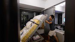 Bienvenue dans les «nano logements» de Hong