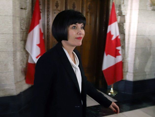 La ministre fédérale de la Santé, Ginette Petitpas Taylor, n'a pas l'intention de reculer sur la possession...