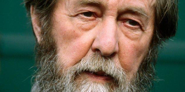 Alexandre Soljenitsyne un peu oublié des jeunes Russes, dix ans après sa
