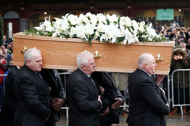 Les funérailles de Stephen Hawking ont eu lieu à l'abbaye de