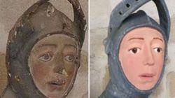 La restauration ratée de cette sculpture va forcément vous rappeler quelque