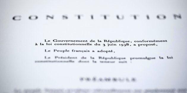 Le mot «race» supprimé de la Constitution