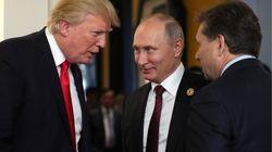 Le sommet Trump-Poutine en juillet en