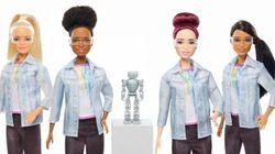 Il y a maintenant la Barbie «ingénieure